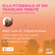 Ella Fitzgerald At 100: A Traveling Tribute featuring Barbara Morrison