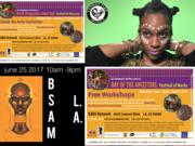 Festival of Masks Workshop