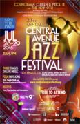 23rd Annual Central Avenue Jazz Festival