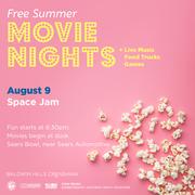 Free Outdoor Movie at Baldwin Hills Crenshaw