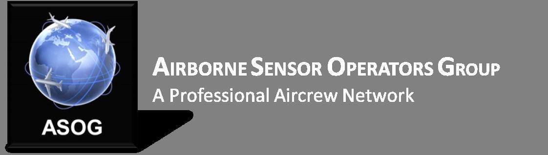 Airborne Sensor Operators Group (ASOG) Logo