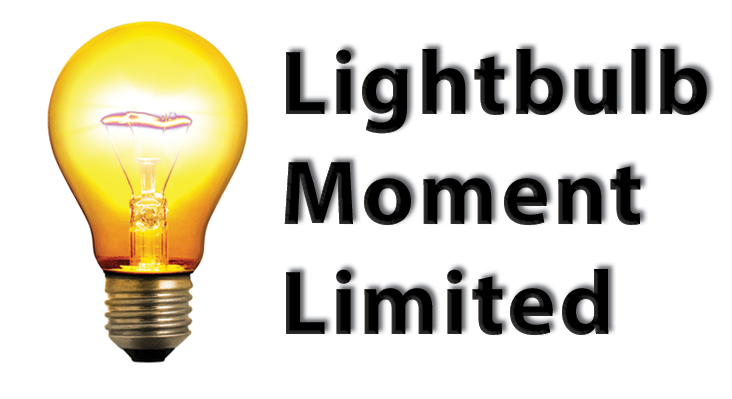 Lightbulb Moment Logo