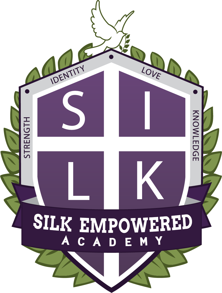 SILK Empowered Academy Logo