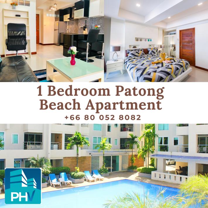 1 Bedroom Patong Beach Apartment