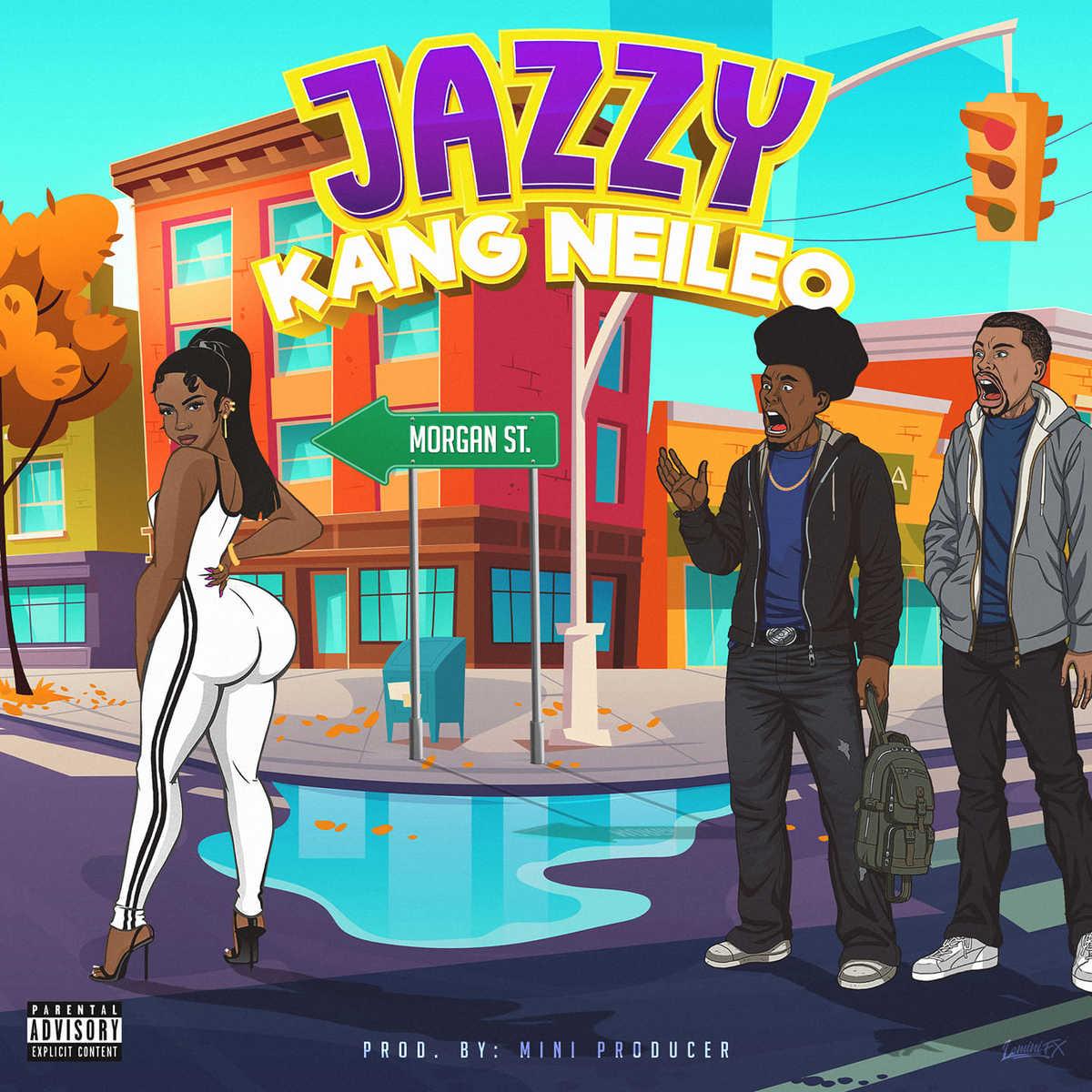 [NEW MUSIC] KANG NEILEO-