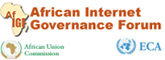 African Internet Governance Forum Logo