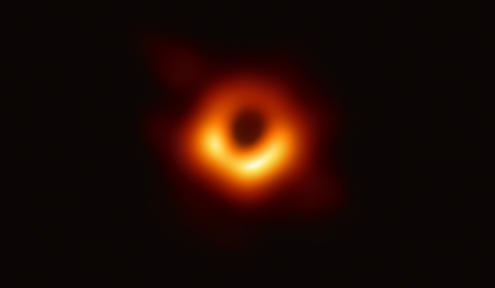 How Python Saw the First Black Hole