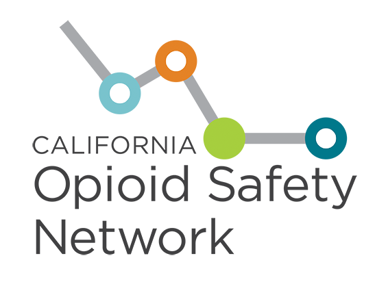 California Opioid Safety Network Logo