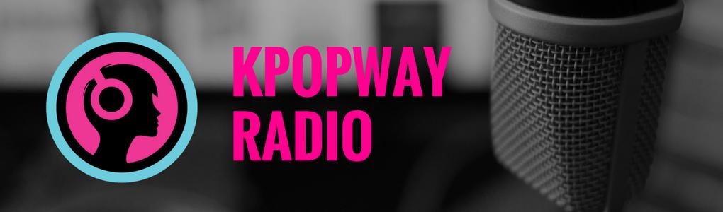 Kpopway Radio Logo