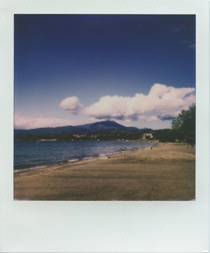 Day at lake...