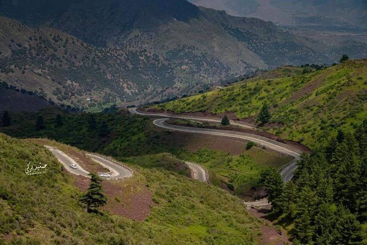 Shawal Valley North Waziristan Pakistan