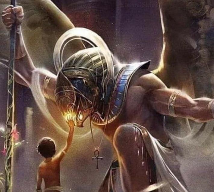 Eye Of Horus (Visionary Effect)