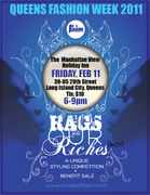 Rags Our Riches [beta] at Queens Fashion Week