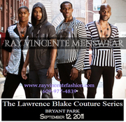 Ray Vincente to show SS 2012 at Benefit for MS