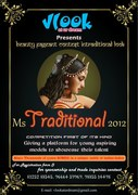 Ms TRADITIONAL 2012