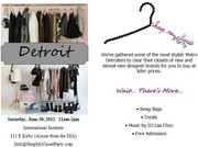 Shop My Closet Party is coming to Detroit!