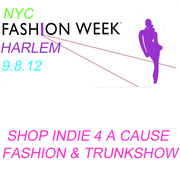 Calling all Designers & Small Business Owners NYC Fashion Week Shop Indie 4 A Cause Vending Opportunity