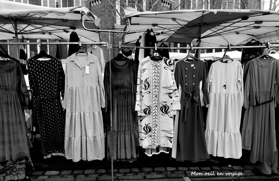 Marché de Lille