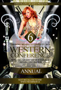 The Western Conference Worlds Largest Hip Hop Industry Mixer Convention