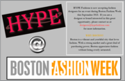 Boston Fashion Week Event