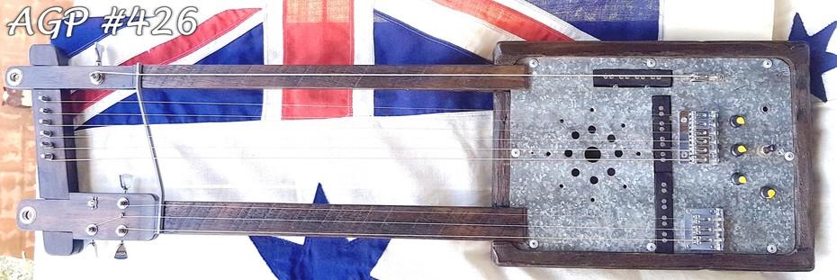 AGP #426 - '' Git-Harp-Diddy''