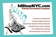Start Your Fashion Company Workshops in NYC!