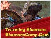 Traveling Shamans Camp 2021