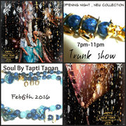 Trunk Show Opening Night!!