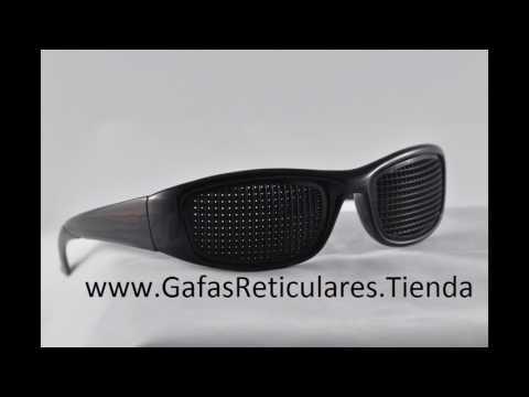 Gafas de Agujeros Pequeños