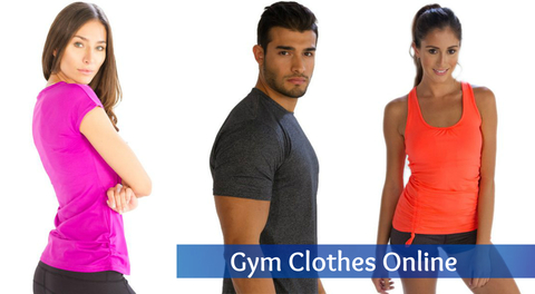gym clothes usa
