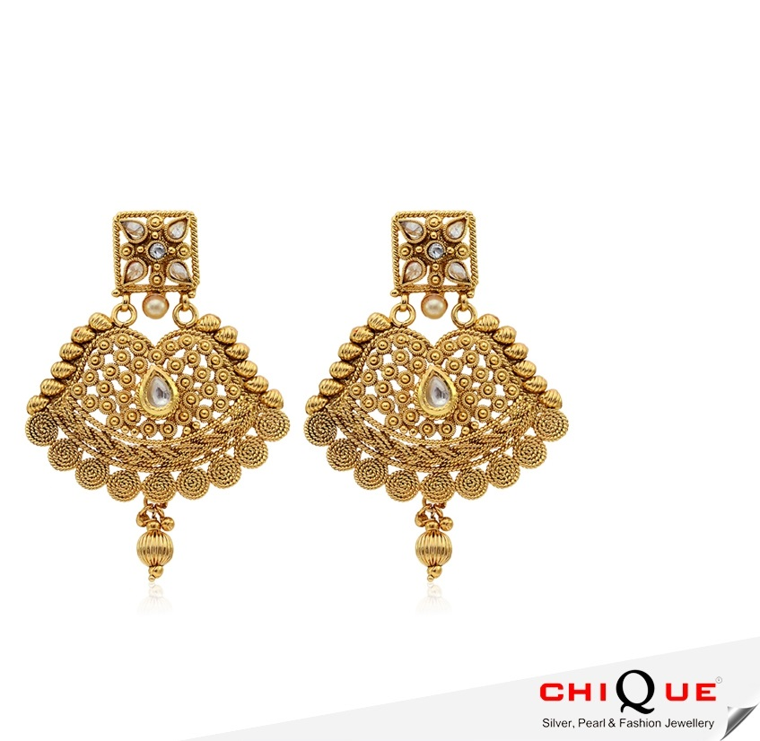 c5407744072d6 Buy the Best Fashion Earrings Online! Head over to Chique Fashion ...