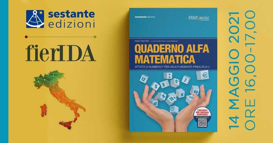 Presentazione Quaderno alfa matematica