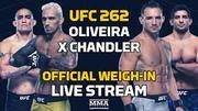 UFC 262 Oliveira vs Chandler Live Stream Free