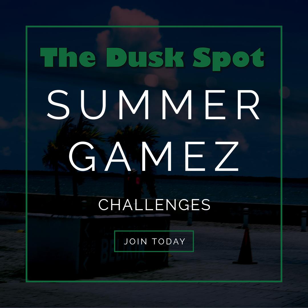 Summer Gamez: Challenge #1