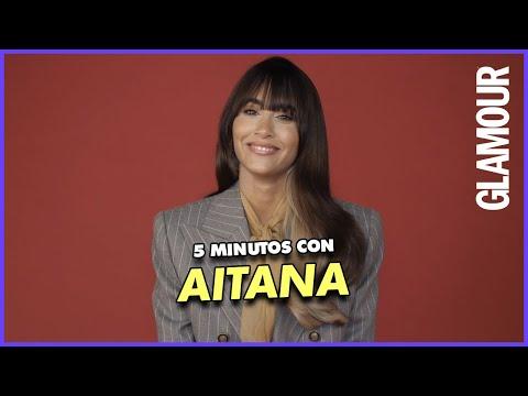 5 minutos con Aitana