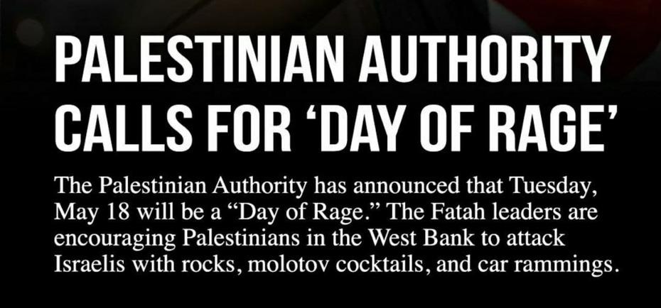 Fatah - Day of Rage