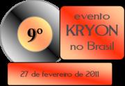 """9º Evento KRYON no Brasil """"OS NOVOS TEMPOS PARA O AMOR IRRESISTÍVEL!"""""""