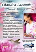 Recital - Chandra Lacombe - 15/04 - 20h00