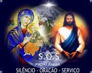 SILÊNCIO - ORAÇÃO E SERVIÇO - S.O.S