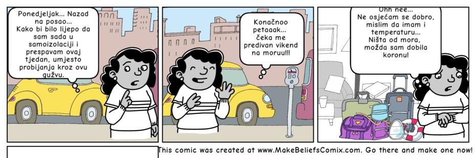 Strip - Korona - Iva Vlainić