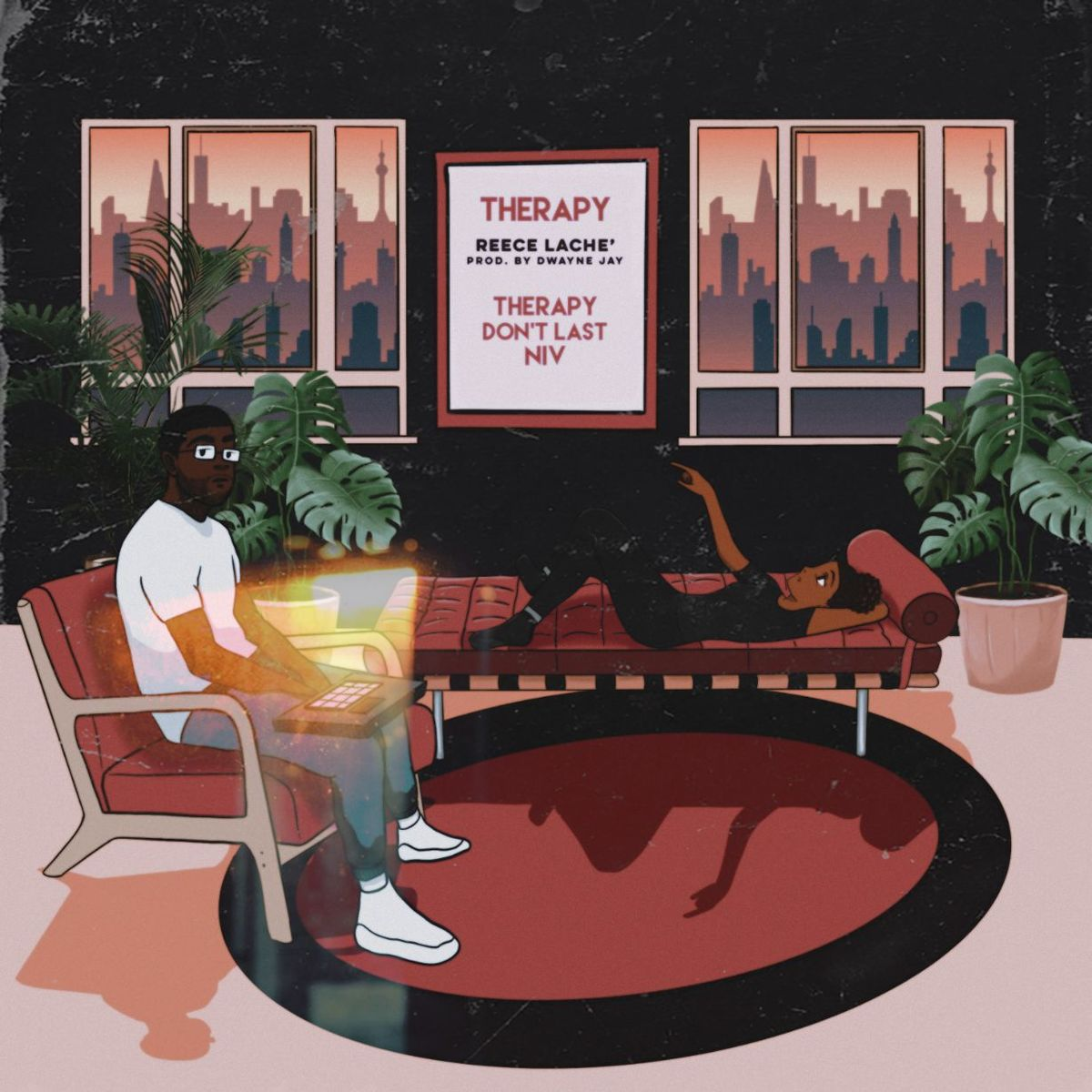 Reece Laché Continues Her Journey of Transparency On New Project 'Therapy'