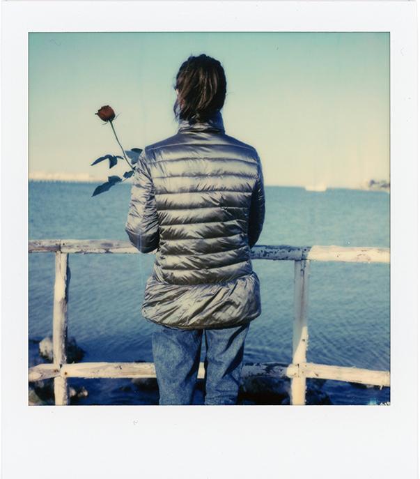 Io non riesco a guardare a lungo il mare Sennò tutto quello che succede a terra non mi interessa più.
