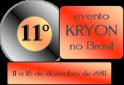 11° EVENTO KRYON NO BRASIL