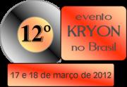 12º EVENTO KRYON NO BRASIL