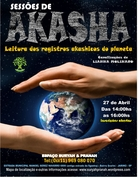 27 de abril Encontro Registro Akashicos