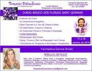 CURSO BASICO DE FLORAIS SAINT GERMAIN
