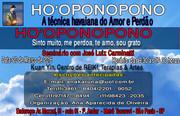 SEMINÁRIO DE HO`OPONOPONO EM SÃO PAULO