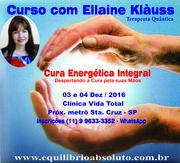 Curso de Cura Energética integral