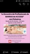 Primeiro encontro de profissionais de Barras de Access, São Paulo