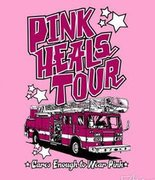 Pink Heals Tour - Pinellas County